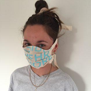 #Maskeauf: Mach aus dem #MehrAmore-Beutel deine eigene Maske