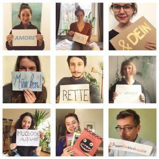 Wir brauchen deine #AMOREfürdeineLocals