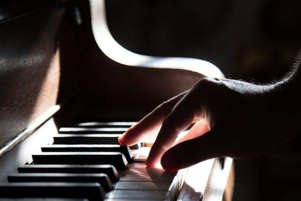Klavier Konzert im Schwere Reiter.