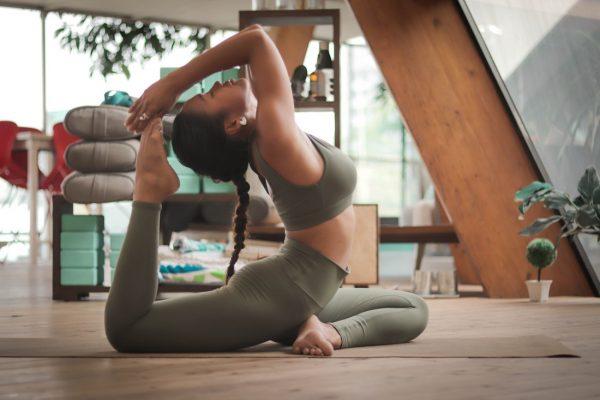 Münchner Yogastudios bieten live streaming