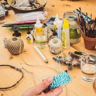 Online-Workshops gegen die Langeweile zuhause