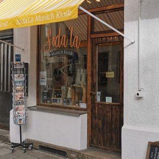 Münchner Gesichter #drinnenbleiben Edition: Roland Eckert von Sodala