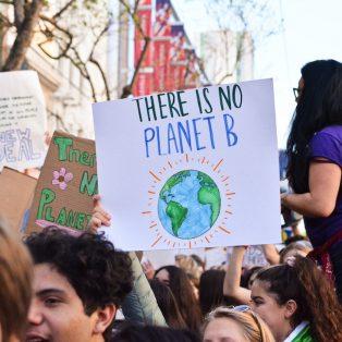 Klimastreik trotz Corona