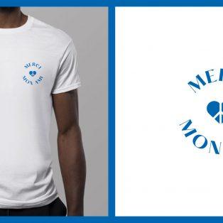Merci Mon Ami: Hol dir jetzt das Münchner Corona-Soli-Shirt