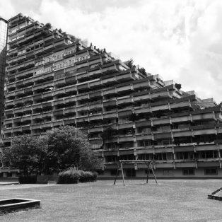 Brutalismus in München – eine architektonische Fahrradtour