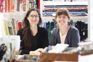 Claire und Moni von Louloute im Profil