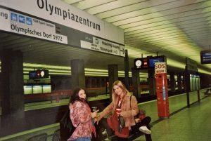 Olympiazentrum ©Rosalie Röhr