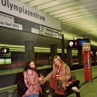 Meine Halte: Olympiazentrum – Willkommen in der Oly-Welt