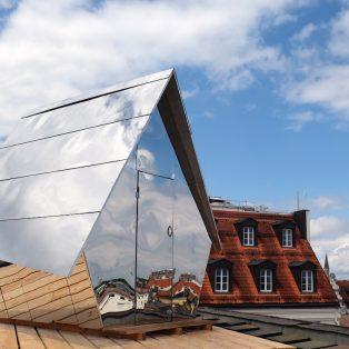 Dach-Debatten: Wohnen, Sport oder Naturerlebnis als neue Möglichkeiten für Münchens Dächer