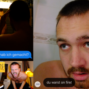 """Filmriss in Serie: Auf Instagram wird's heute Abend """"Rüde!"""""""