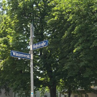 Münchner Straßennamen: Ehre, wem Ehre gebührt?