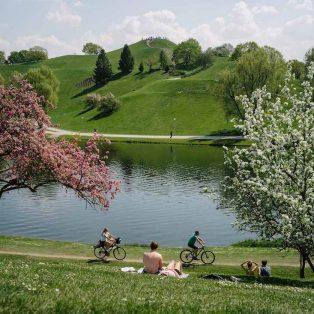 Aktiv in der Stadt unterwegs: 5 Tipps für eine sportliche Auszeit in München