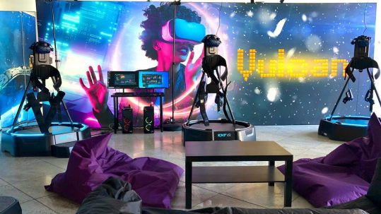 virtual reality München