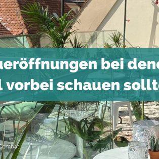 Drei Neueröffnungen in München, bei denen du mal vorbei schauen solltest
