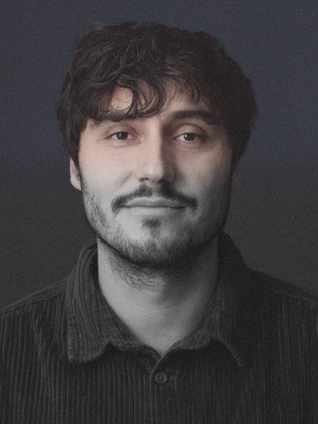 Portrait Daniel Hahn. Fotocredit: Denis Pernath und Max Hofstetter