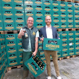 Von der Garage zur eigenen Brauerei: ein Gespräch mit Steffen Marx von Giesinger Bräu