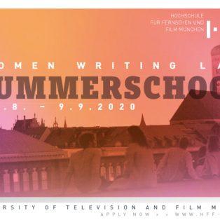 Film- und Serienfans aufgepasst! Das Programm für die Summer School der HFF München ist da