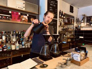 Coffee Brewery ©Rosalie Röhr