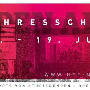 Open Air Kino an der HFF München: Junge Talente zeigen ihre Filme