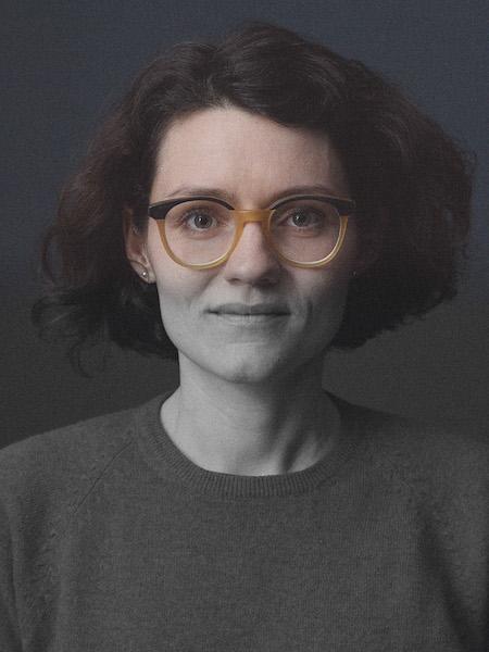 Portrait Teresa Lukaschik. Fotocredit: Denis Pernath und Max Hofstetter