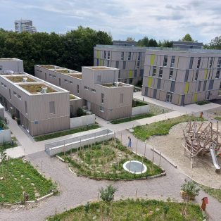 Ho-Ho-Holzhochhaus – Baustoff der Zukunft