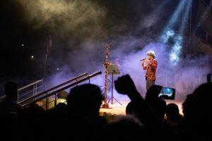 Poetry Slam: Ein Erlebnis, dass nicht nur auf der Bühne stattfindet.
