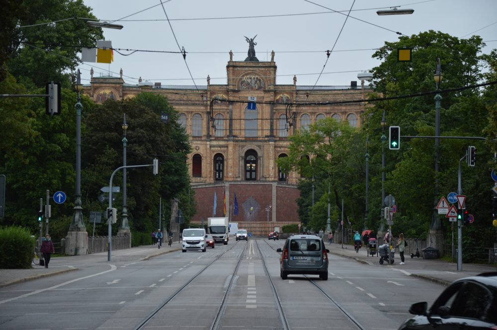 Sinnbild für das teure München: Die Maximillianstraße