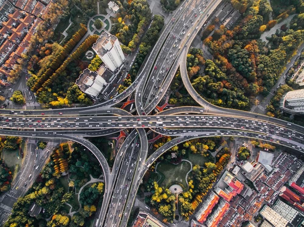 Lebensadern der Stadt: Die Straßen