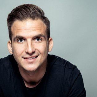 Aleksandar Jelic und sein StartUp Charlie Green
