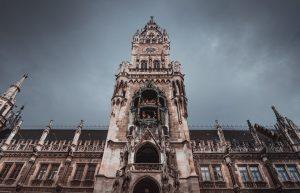Münchner Rathaus Innenstadt