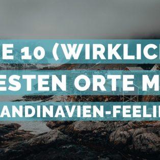 Die 10 (wirklich) besten Orte mit Skandinavien-Feeling in München