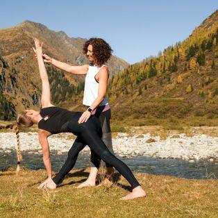 Alpine Natur trifft Entspannung pur: Der Yogaherbst 2020 in Gastein