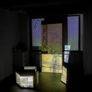 OPEN STUDIOS 2020 /// SAFE PLAY (This New Distance)