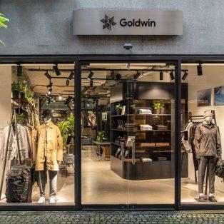 Fertig machen für die Piste! Europas erster Goldwin-Store eröffnet in München