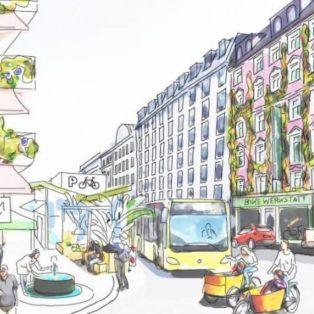 Zukunftsperspektiven: Wie grün könnte München im Jahr 2040 sein?