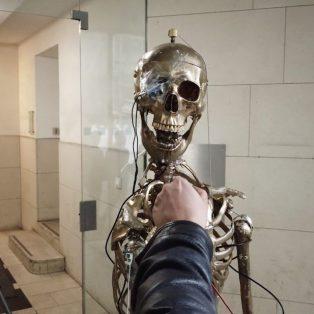 Shelter Skelter 3: Mit Boris, dem goldenen Skelett im BREAKOUT