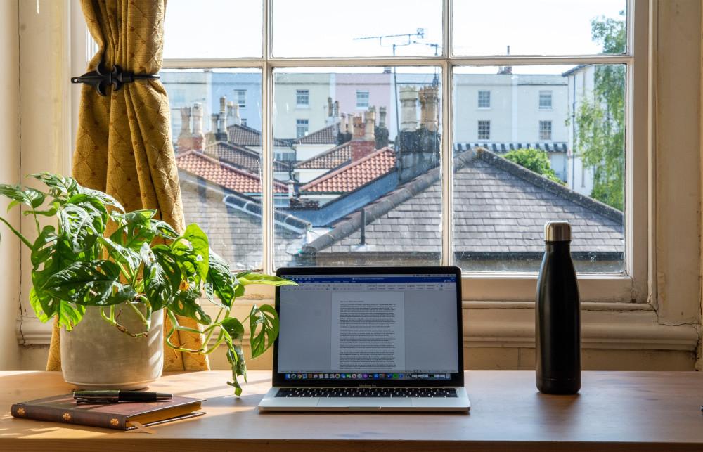 Online-Semester im Home Office