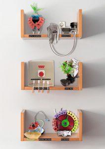 Erfindungen von Münchner*innen aus dem Ouishare Workshop