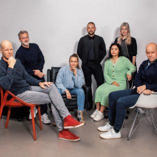 Münchner Gesichter mit dem Makers Bible Team