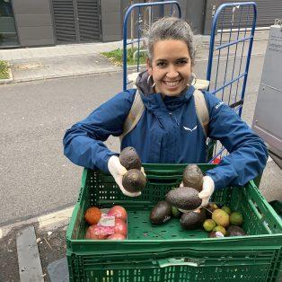 Unterwegs mit Münchner Lebensmittel-Retter*innen