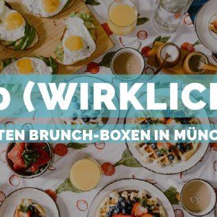 Die 10 (wirklich) besten Brunch-Boxen in München