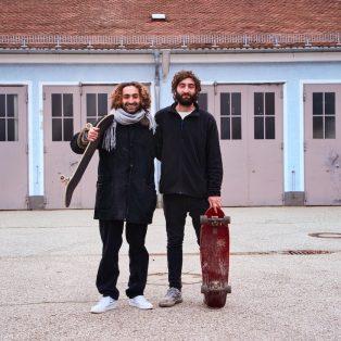 Eine Skatehalle für München