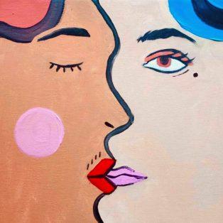 Kreativer Weltfrauenmonat mit der ArtNight