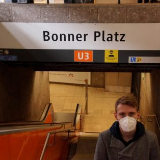 Meine Halte: Bonner Platz – Betonromantik und Altbaufassaden