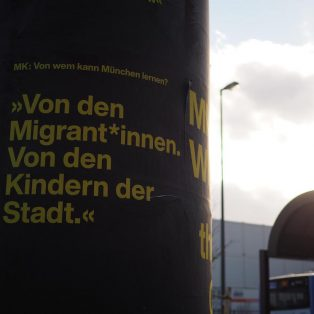 """""""What is the City?"""" Vom Zusammenleben in München"""