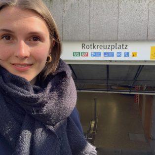 Meine Halte: Rotkreuzplatz – Nice to meet you