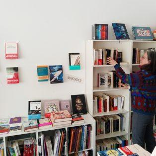 Münchner Gesichter mit Cecilia Estrada von der Librairie française