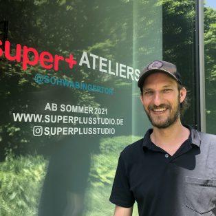 Münchner Gesichter mit Konstantin Landuris von Super+