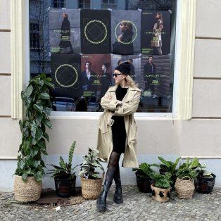 Vintage-Shopping und Drinks beim Homefullofclothes x Villa Flora Pop-Up Store