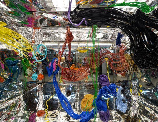 5. Biennale der Künstler im Haus der Kunst: THE WORLD:REGLITTERIZED